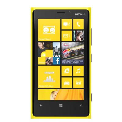 Zonatecno Celulares Nokia Lumia 920 Amarillo
