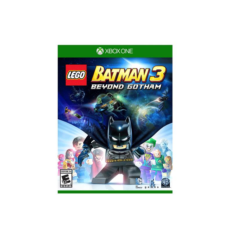 Zonatecno Juego Para Xbox 360 Lego Batman 3 Beyond Gotham