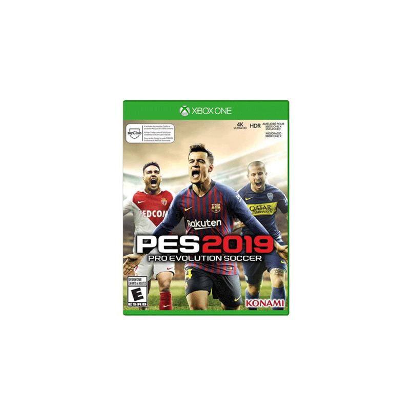 Zonatecno Juego Para Xbox One Pro Evolution Soccer 2019
